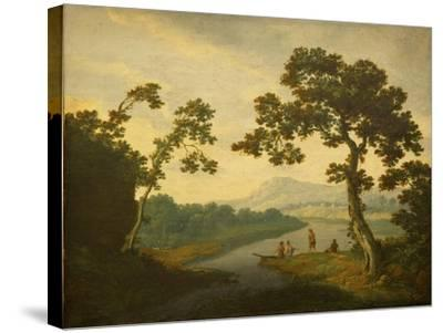 The Lakes of Killarney-Jonathan Fisher-Stretched Canvas Print