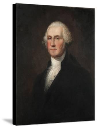 George Washington-Rembrandt Peale-Stretched Canvas Print