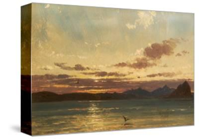Isle of Arran, C.1840-75-Francis Danby-Stretched Canvas Print