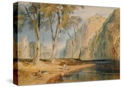 Bolton Abbey, C.1825-J^ M^ W^ Turner-Stretched Canvas Print