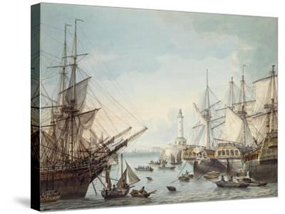 Ramsgate-Samuel Atkins-Stretched Canvas Print