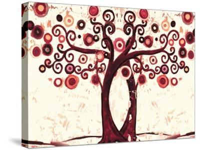 Wedding Tree-Natasha Wescoat-Stretched Canvas Print