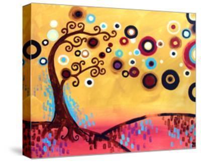 Bouncing Splendor-Natasha Wescoat-Stretched Canvas Print