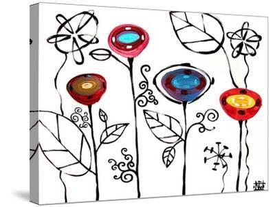 Blossom Study II-Natasha Wescoat-Stretched Canvas Print