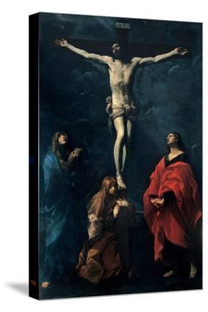 Crucifixion-Guido Reni-Stretched Canvas Print