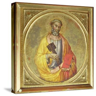 St. Peter the Apostle-Martino de Bartolomeo-Stretched Canvas Print