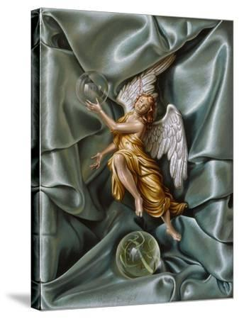 The Angel, 2007-Miriam Escofet-Stretched Canvas Print