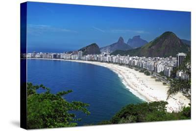 Rio De Janeiro, Brazil-luiz rocha-Stretched Canvas Print