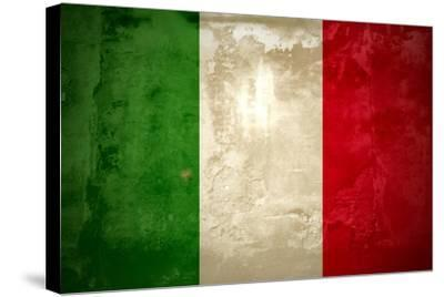Italy-olly2-Stretched Canvas Print