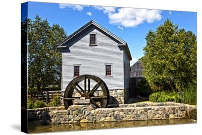 The Sites Greenfield Village in Dearborn, Michigan, USA-Joe Restuccia III-Stretched Canvas Print