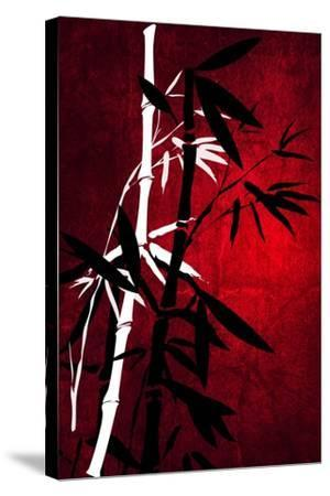 Bamboo Style-Philippe Sainte-Laudy-Stretched Canvas Print