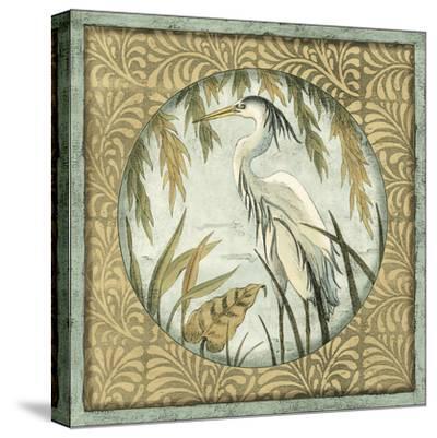 Small Quiet Elegance II-Nancy Slocum-Stretched Canvas Print