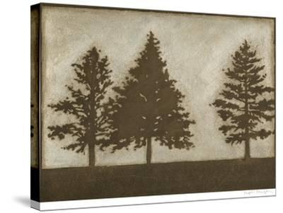 Silver Pine II-Megan Meagher-Stretched Canvas Print