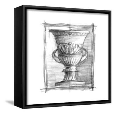 Classical Elements II-Ethan Harper-Framed Stretched Canvas Print