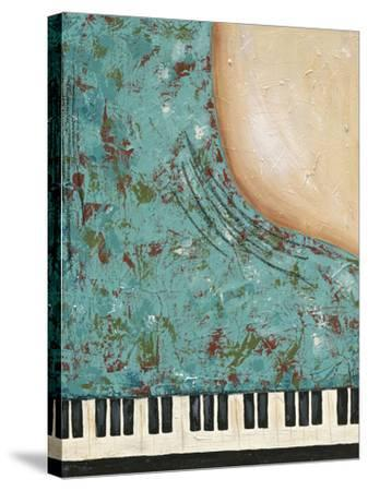 Grandiose II-Jade Reynolds-Stretched Canvas Print