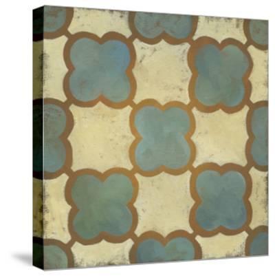 Rustic Symmetry IV-Chariklia Zarris-Stretched Canvas Print
