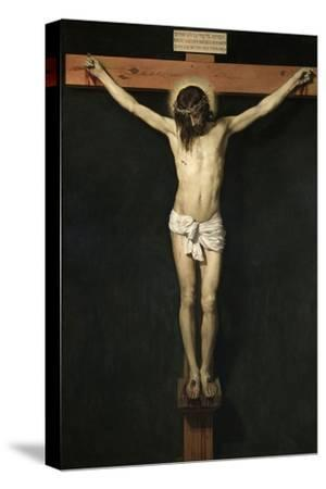 Christ Crucified, Ca. 1632-Diego Velazquez-Stretched Canvas Print