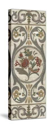Tudor Rose Panel I-Chariklia Zarris-Stretched Canvas Print