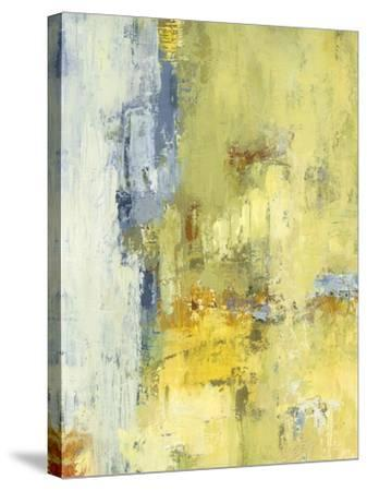 Among the Yellows I-Janet Bothne-Stretched Canvas Print