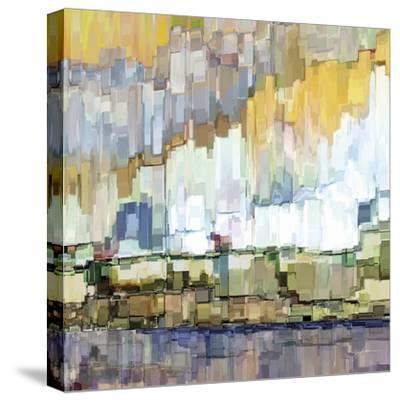 Glacier Bay I-James Burghardt-Stretched Canvas Print