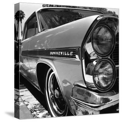 '63 Bonneville-Daniel Stein-Stretched Canvas Print