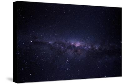 Galactic Core of Milky Way-Roger Ressmeyer-Stretched Canvas Print