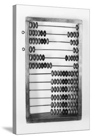 Wooden Abacus-Philip Gendreau-Stretched Canvas Print