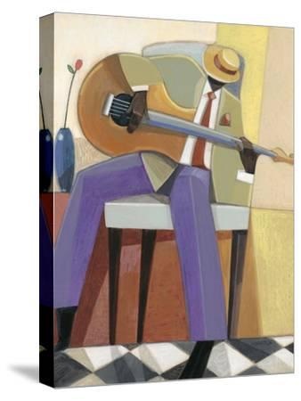 In the Groove 2-Norman Wyatt Jr^-Stretched Canvas Print
