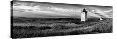 Long Point-Shelley Lake-Stretched Canvas Print