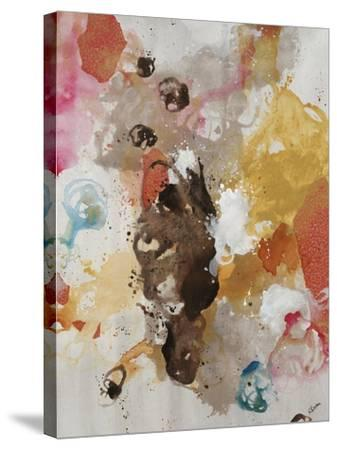 Convivial Hues III-Rikki Drotar-Stretched Canvas Print