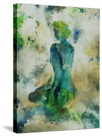 Reflection Form-Rikki Drotar-Stretched Canvas Print