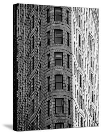 Reflections of NYC I-Jeff Pica-Stretched Canvas Print