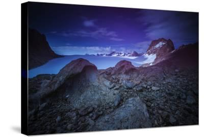 The Wohlthat Mountains in Antarctica's Queen Maud Land-Keith Ladzinski-Stretched Canvas Print