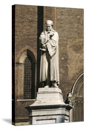 Monument to Gian Domenico Romagnosi, 1867-Cristovao Lopes-Stretched Canvas Print