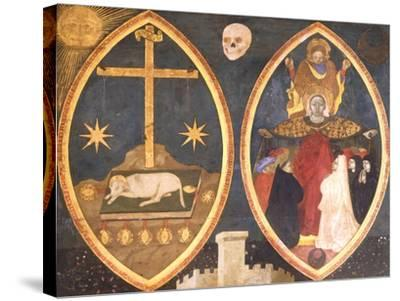 Altarpiece Made--Stretched Canvas Print