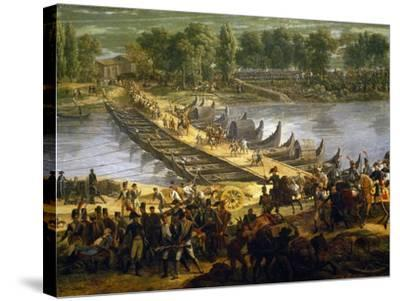 Battle of Arcola, 15-17 November, 1796, Napoleonic Wars, Italy--Stretched Canvas Print