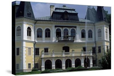 Betliar Manor House, Kosice, Slovakia--Stretched Canvas Print
