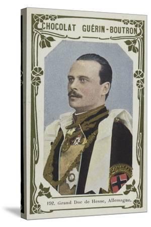 Grand Duc De Hesse, Allemagne--Stretched Canvas Print