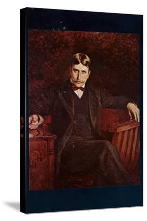 William Randolph Hearst--Stretched Canvas Print