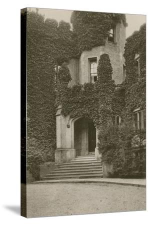 Head-Master's House, Rugby--Stretched Canvas Print