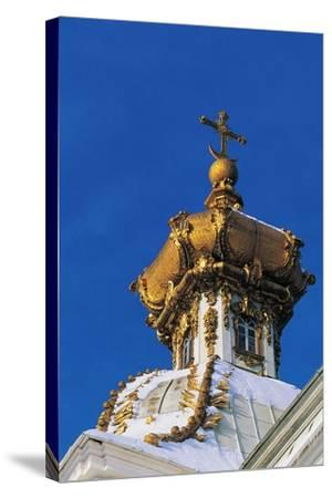 Grand Palace--Stretched Canvas Print
