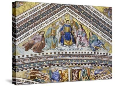 Martyrs, 1499-1504-Luca Signorelli-Stretched Canvas Print