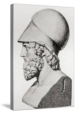 Themistocles--Stretched Canvas Print