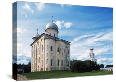 Church of Saint George--Stretched Canvas Print