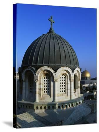 The Dome of the Sisters of Sion Convent--Stretched Canvas Print