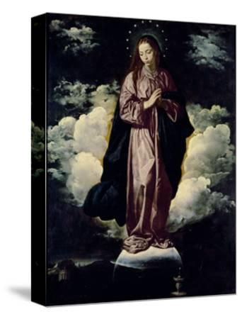 The Immaculate Conception, C.1618-Diego Velazquez-Stretched Canvas Print