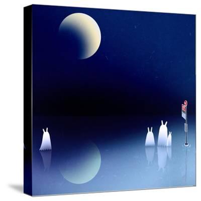 Portal, 2013-Yoyo Zhao-Stretched Canvas Print