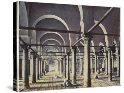 Great Mosque of Kairouan--Stretched Canvas Print