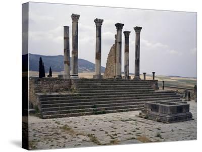 Capitolium--Stretched Canvas Print