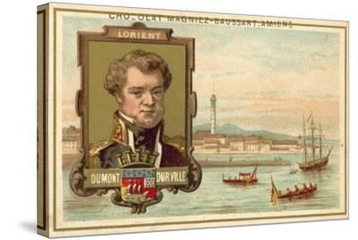 Lorient - Dumont D'Urville--Stretched Canvas Print